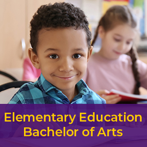 Elementary Education Bachelor of Arts