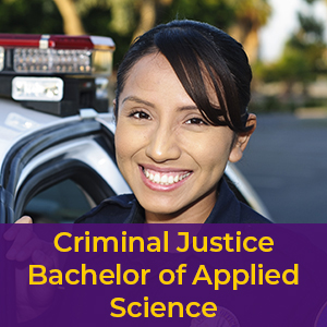 Criminal Justice Bachelor of Applied Science